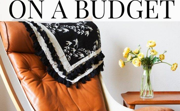Ways Decorate Your Home Budget Allison