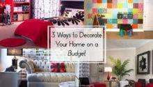 Ways Decorate Your Home Budget