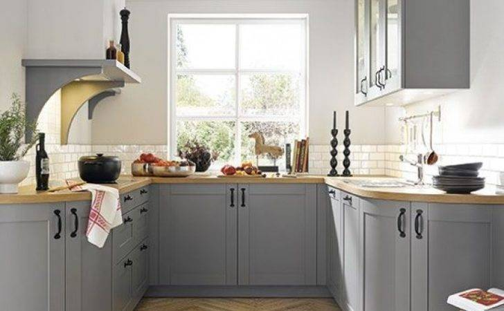 Ways Make Your Small Kitchen Look Bigger