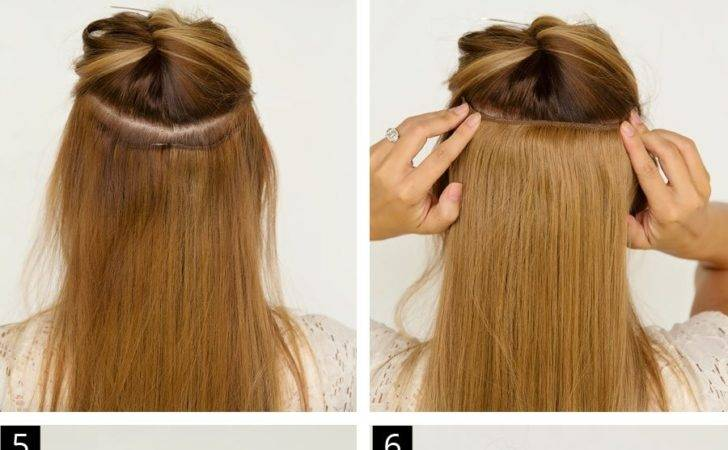 Wear Clip Hair Extensions Laced