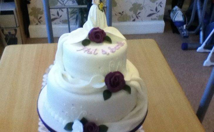 Wedding Cake Great British Bake Off