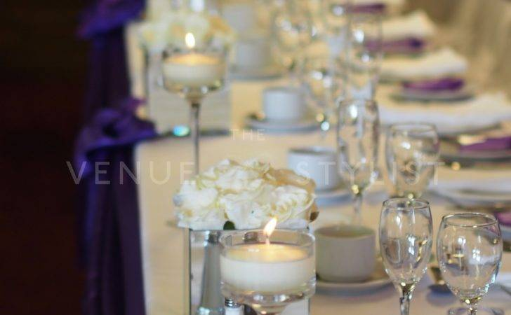 Wedding Centrepiece Hire Manchester Cheshire