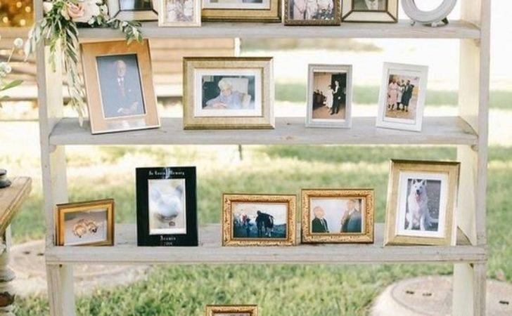 Wedding Display Ideas Want Try