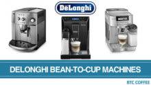 Which Best Delonghi Bean Cup Coffee Machine