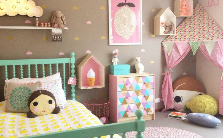 Whimsical Toddler Bedrooms Little Girls