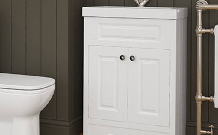 White Bathroom Furniture Classic Mallard