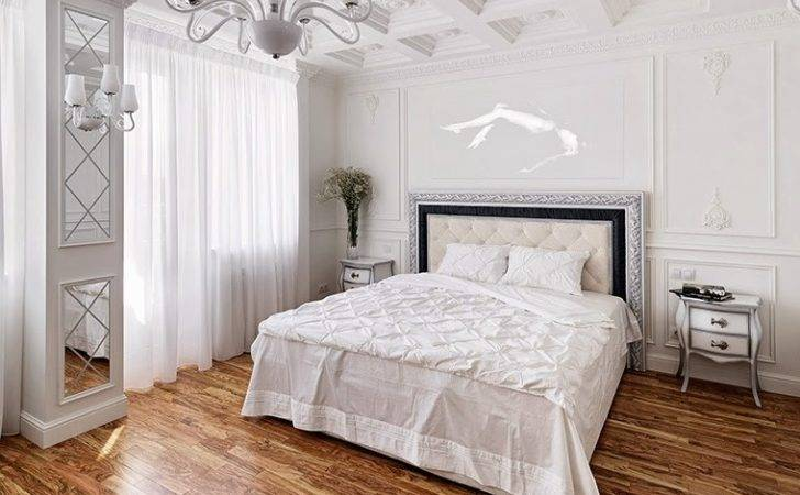 White Bedroom Designs Concepts Classic Style