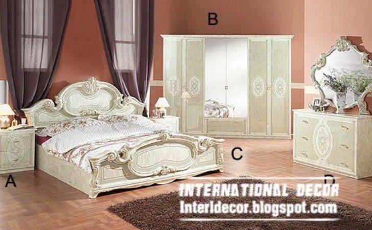 White Classic Bedrooms Furniture Home