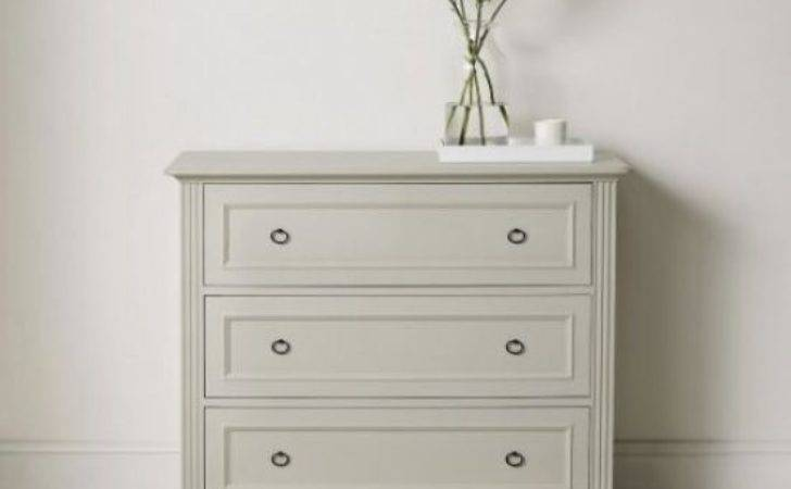 White Company Provence Drawer Chest Drawers Pale