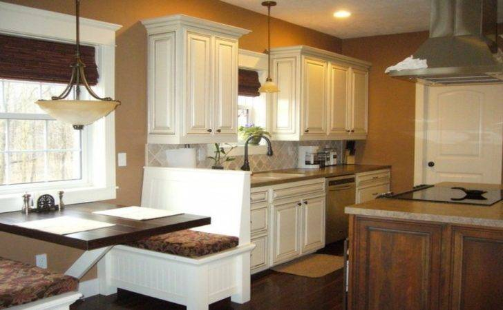 White Kitchen Cabinets Best Colors Small