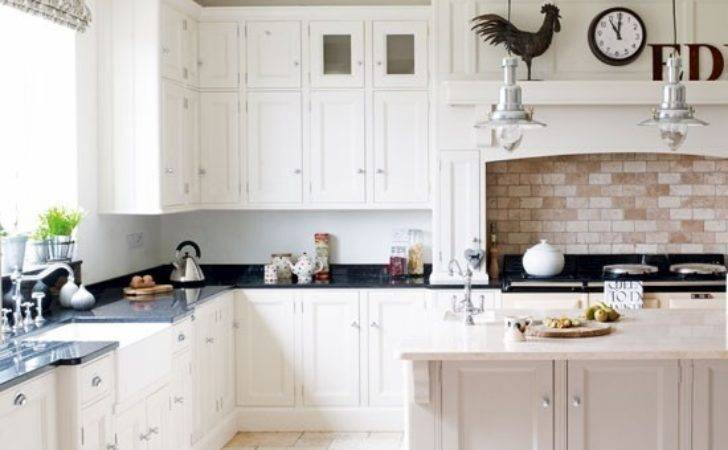 White Kitchen Country Styling Kitchens