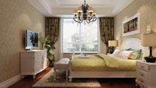 White Neo Classical Style Furniture Bedroom