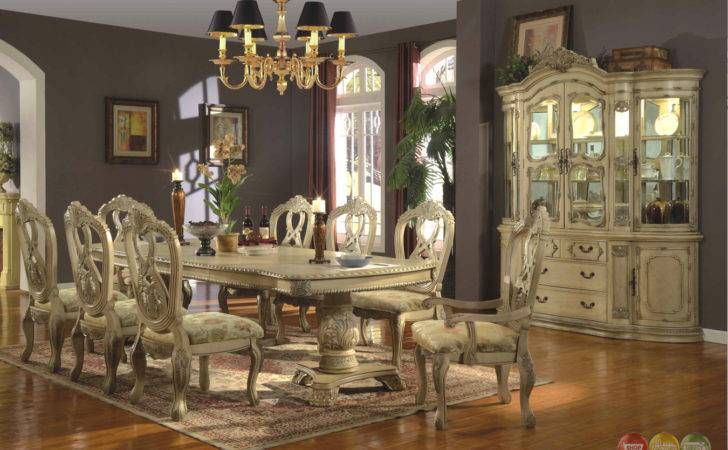 Whitehall Formal Dining Double Pedestal Table