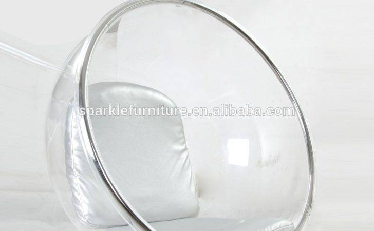 Wholesale Triumph Acrylic Hanging Bubble Chair Clear Eero
