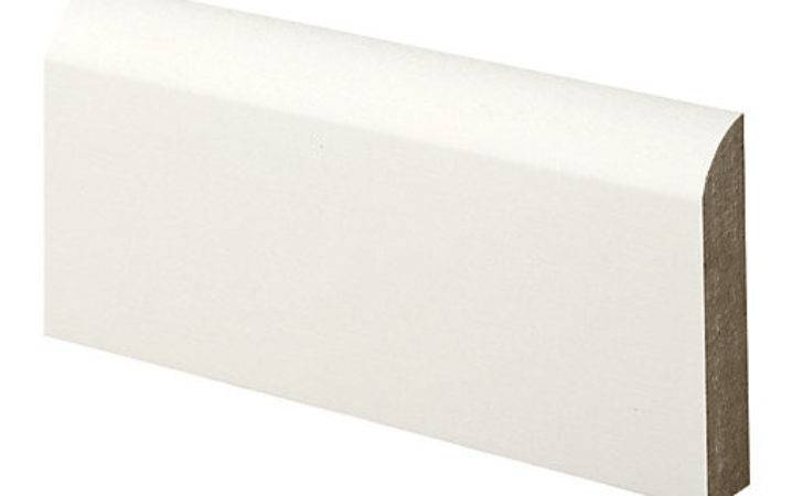 Wickes Bullnose Mdf Architrave Sng