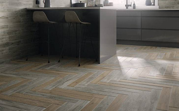 Wickes Dalby Weathered Grey Porcelain Tile