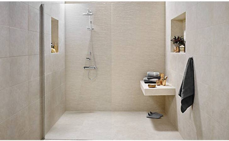 Wickes Mayfield Beige Ceramic Tile