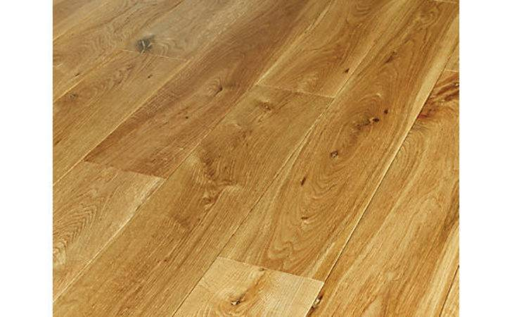 Wickes Milanas Oak Solid Wood Flooring