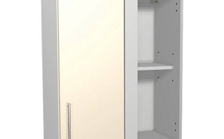 Wickes Orlando Cream Corner Wall Unit