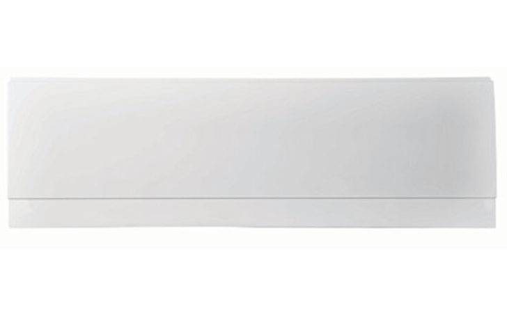 Wickes Reinforced Plastic Bath Front Panel White