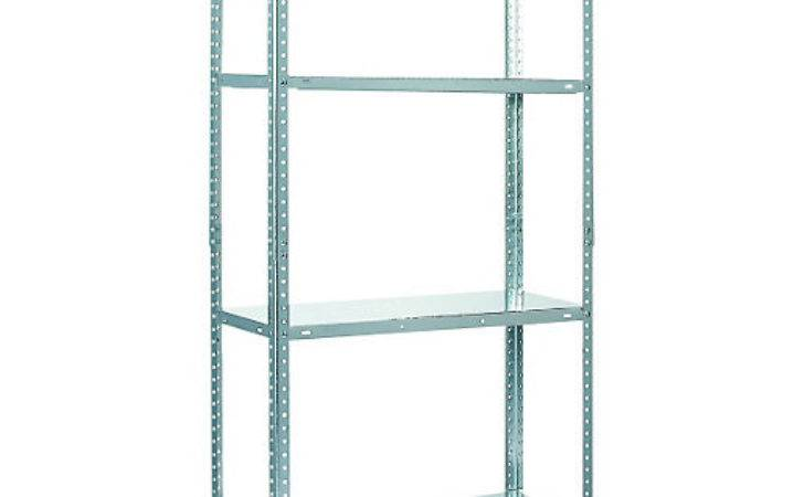 Wickes Tier Metal Shelving Unit