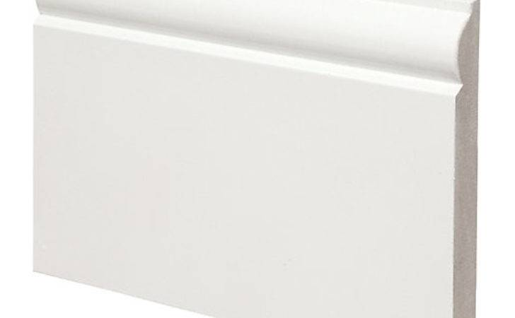Wickes Torus Fully Finished Mdf Skirting