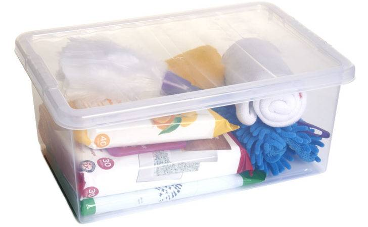 Wilko Storage Box Lid Small