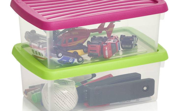 Wilko Storage Boxes