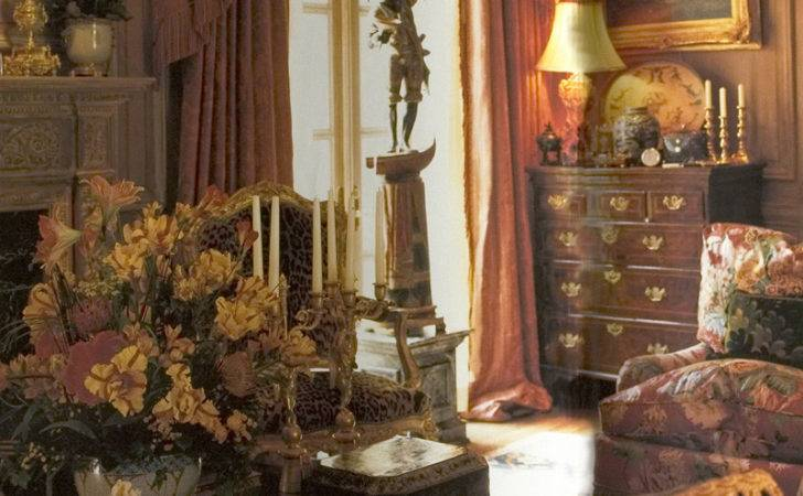 William Eubanks Interior Design Antiques Press
