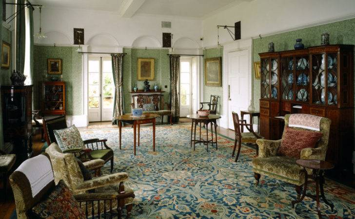 William Morris Influence Standen Treasure Hunt