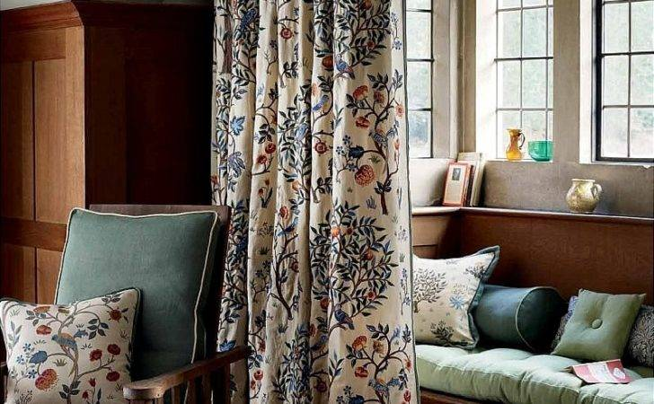 William Morris Kelmscott Tree Fabrics