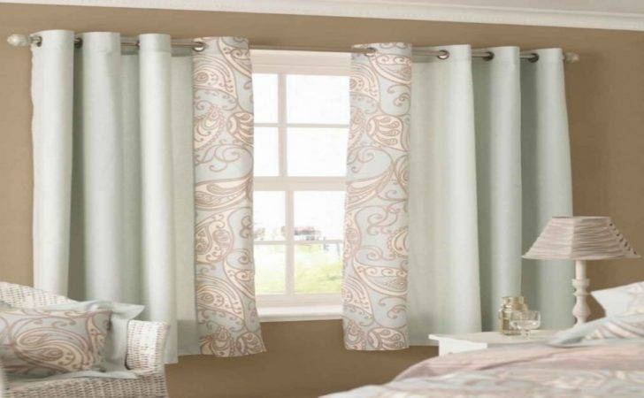 Windows Curtain Simple Living Room Ideas