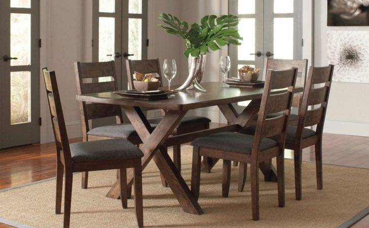 Winnie Rustic Country Style Table Set