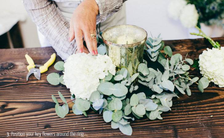 Winter Centerpiece Diy Wedding Flowers