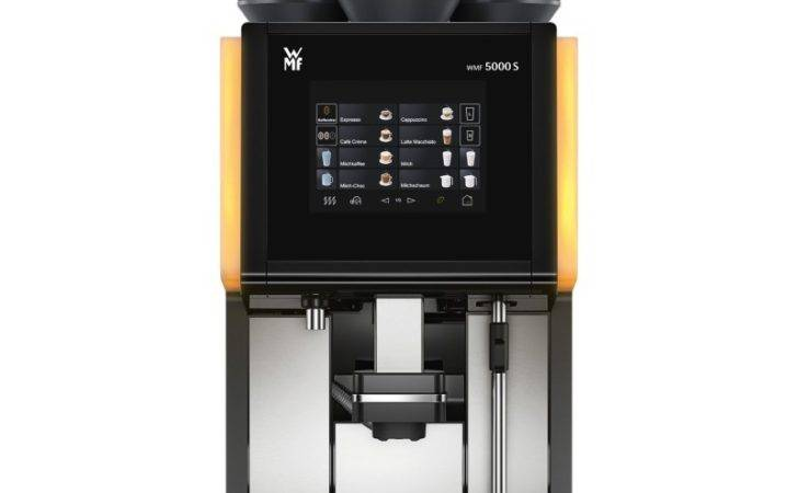Wmf Automatic Commercial Coffee Machine Also