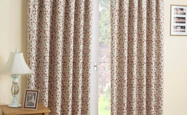 Woburn Ready Made Thermal Curtains Ebay