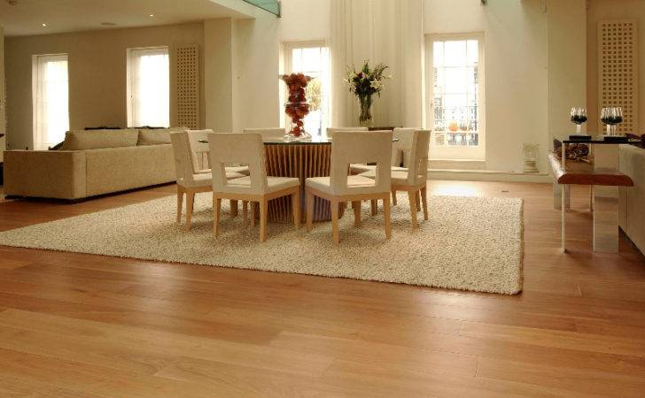 Wood Flooring Living Rooms Natural Floor