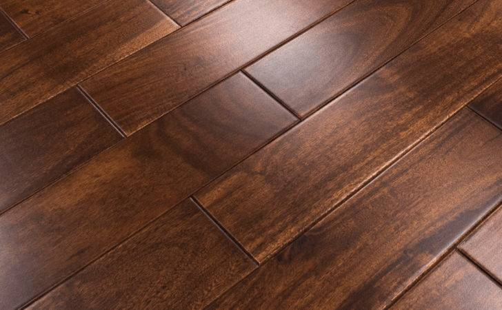 Wood Plus Stained Lacquered Solid Asian Walnut