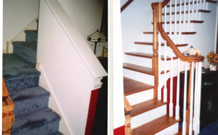 Wood Stair Products Services Custom Built Circular