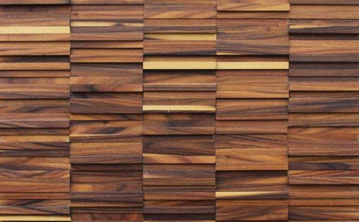 Wood Walls Look Amazing Recycled Timber They