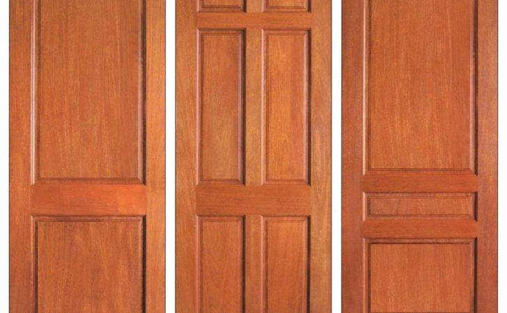 Wooden Doors Interior