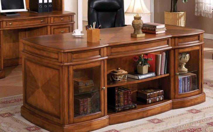 Wooden Executive Wood Desk Plans Pdf