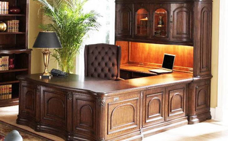 Wooden Home Office Furniture Fanciful Impressive