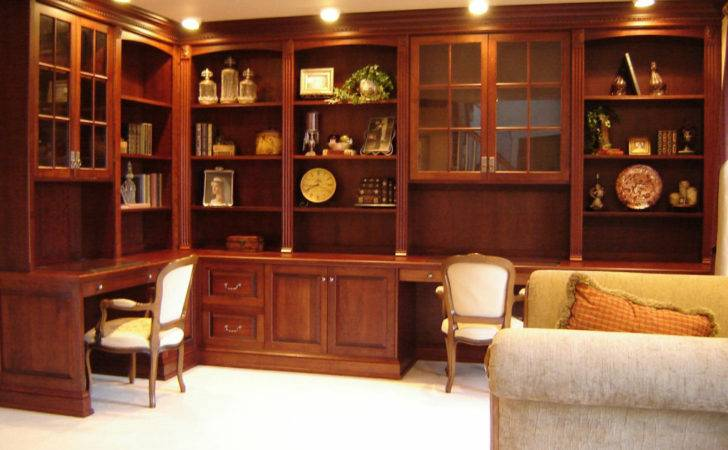 Wooden Home Office Furniture Splendid Custom Desk
