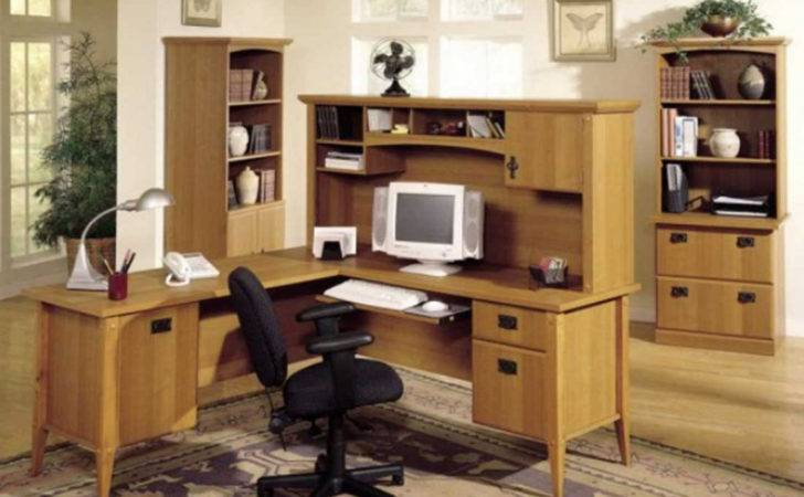 Wooden Office Furniture Home Interior Design