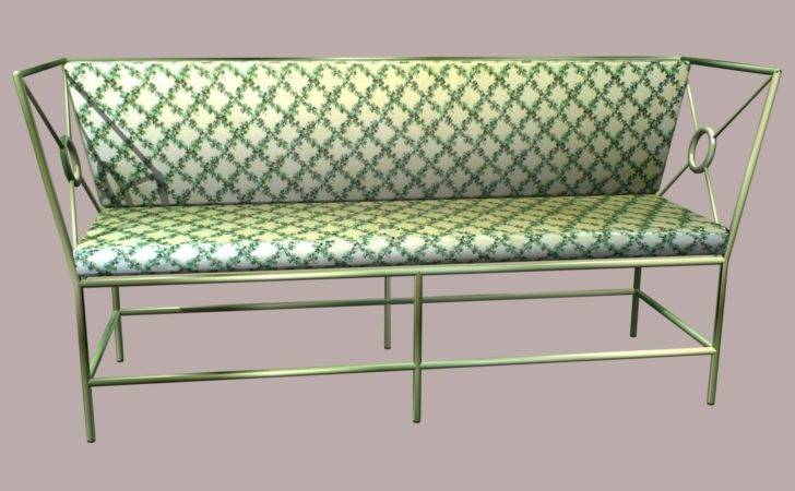 Wrought Iron Sofa Thesofa