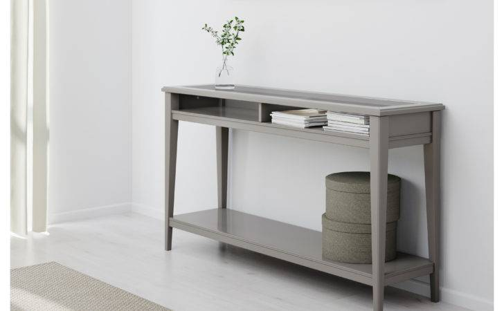 Yarial Ikea Console Hall Table Interessante Ideen