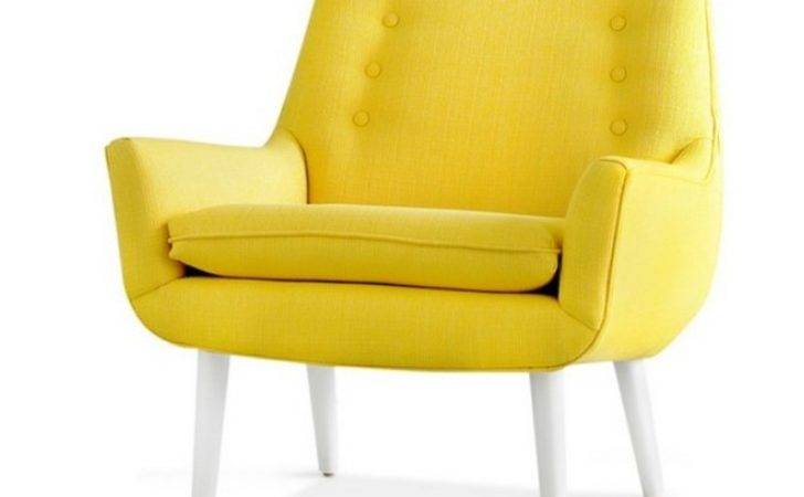 Yellow Armchairs Famous Chairs Design