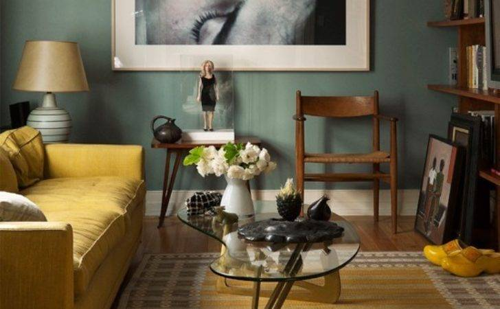 Yellow Teal Living Room Colour Schemes