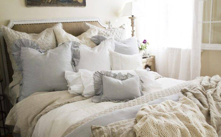 Young Conservative Cottage Shabby Chic Bedding